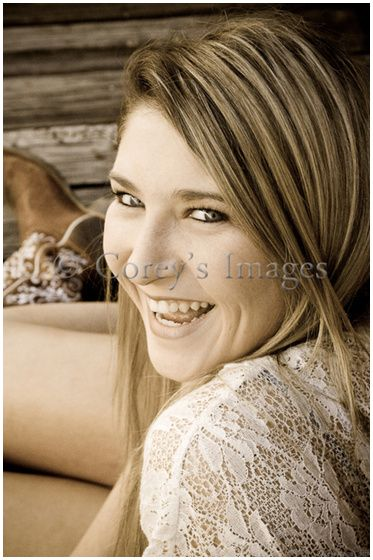 Livingston Texas Senior Portraits